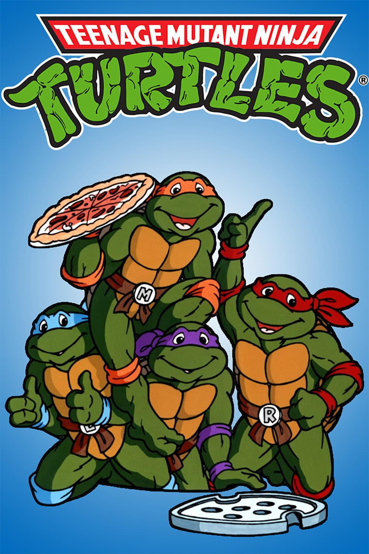 Teenage Mutant Ninja Turtles • 80s Nostalgia Channel TV Shows